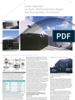 Anaerobic Digestion-Shanagolden Case Study 2010