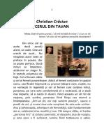 Cerul din tavan de Christian Craciun