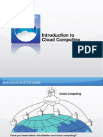 1-Introduction to Cloud Computing