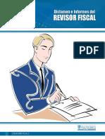 Dictamen e Informes Del Revisor Fiscal