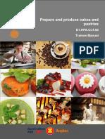 TM Prepare & Produce Cakes & Pastries FN 060214