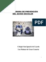Programa de Prevencion Del Acoso Escolar