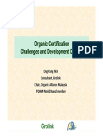 World Organic Certification