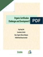 World Organic Certification