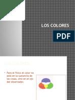 Fisica Primero Los Colores