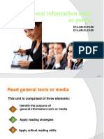 PPT Read General Info Text or Media 220812