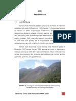Jurnal Vulkanisme