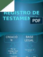 Sabina Derecho Registral