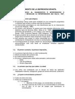 3.- Intervención en Depresion Infanil