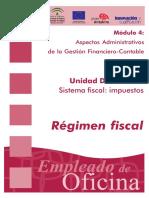 1. Sistema Fiscal. Impuestos (5 Horas)