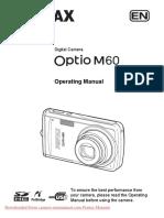 Pentax Optio M60