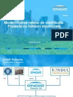 Modernizarea Retelei de Gaze Cu Fonduri Proprii-RAZVAN GRECU