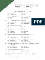 E5A Quiz 2 Version C