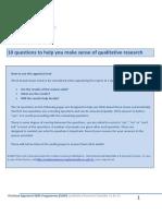 CASP - Qualitative Research Checklist.pdf