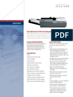 Scantron OpScan 6 Datasheet by AXIS IT, Bangladesh