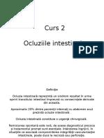 Ocluzii Intestinale