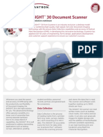 Scantron INSIGHT 30 Datasheet from AXIS IT Bangladesh