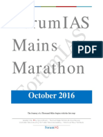 ForumIAS October Final One (1)