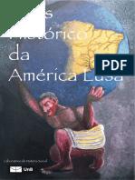 Atlas Historico Da America Lusa