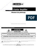 DT25 Quick Start Guide - French ( Rev B )