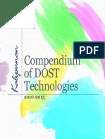 Kalipunan Compendium of DOST Technologies 2010-2015.pdf