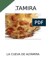Altamira 1eso
