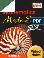 Success Maths SPM 2014 (Pocket F4)