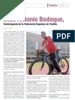 Entrevista Jose A.Bodoque (Junio 2010) 30 días de Fisioterapia.