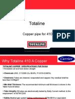 Totaline Coper for R410 (3)