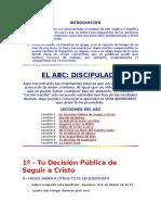 ABC de Discipulado
