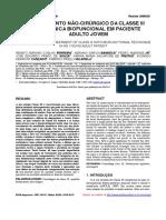 Cl III técnica biofuncional