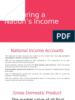 Measurement of the Nation's Income HETAR