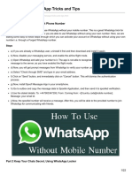 Top 25 Untold WhatsApp Tricks and Tips
