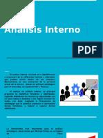 PRESENTACIÓN ANÁLISIS INTERNO
