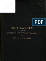 (1897) Dr. Le Gear's Stock Book
