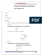 Fast Math Trick and Shortcut for the Multiplication of 2 Digit Numbers-www.ibpsguide.com