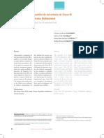 Tratamento Compensatorio Da Ma Oclusao Esqueletica Classe III Com a Tecnica Bifuncional