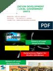 LGU PPT (Urban & Reg'l. Planning)