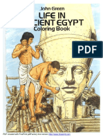Dover - Life In Ancient Egypt Coloring Book.pdf