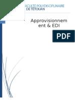 EDI Et Approvisionnement