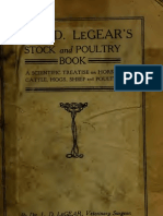 (1918) Dr. Le Gear's Stock and Poultry Book