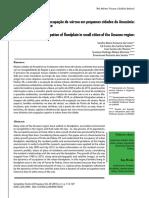 Artigo - Crescimento Urbano e Ocupação Da Várzea