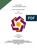 Paper v-CIDR VLSM Interior Routing