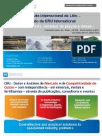5-Internationals Views Global Lithium Market