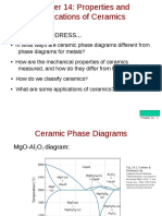 Properties and Application of Ceramics