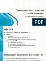 Documents.tips Configuracion Del Servidor Vsftpd en Linux