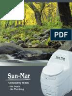 SUN MAR - Composting Toilet