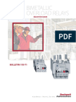 Bi-Metallic Overload Relays Selection Guide -- Rockwell Automation.pdf