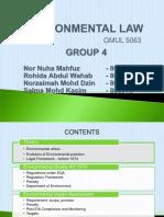 Environmental Laws in Malaysia - Bukit Merah Case Study
