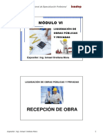 Modulo VI - Liquidacion de Obras (Parte I).pdf
